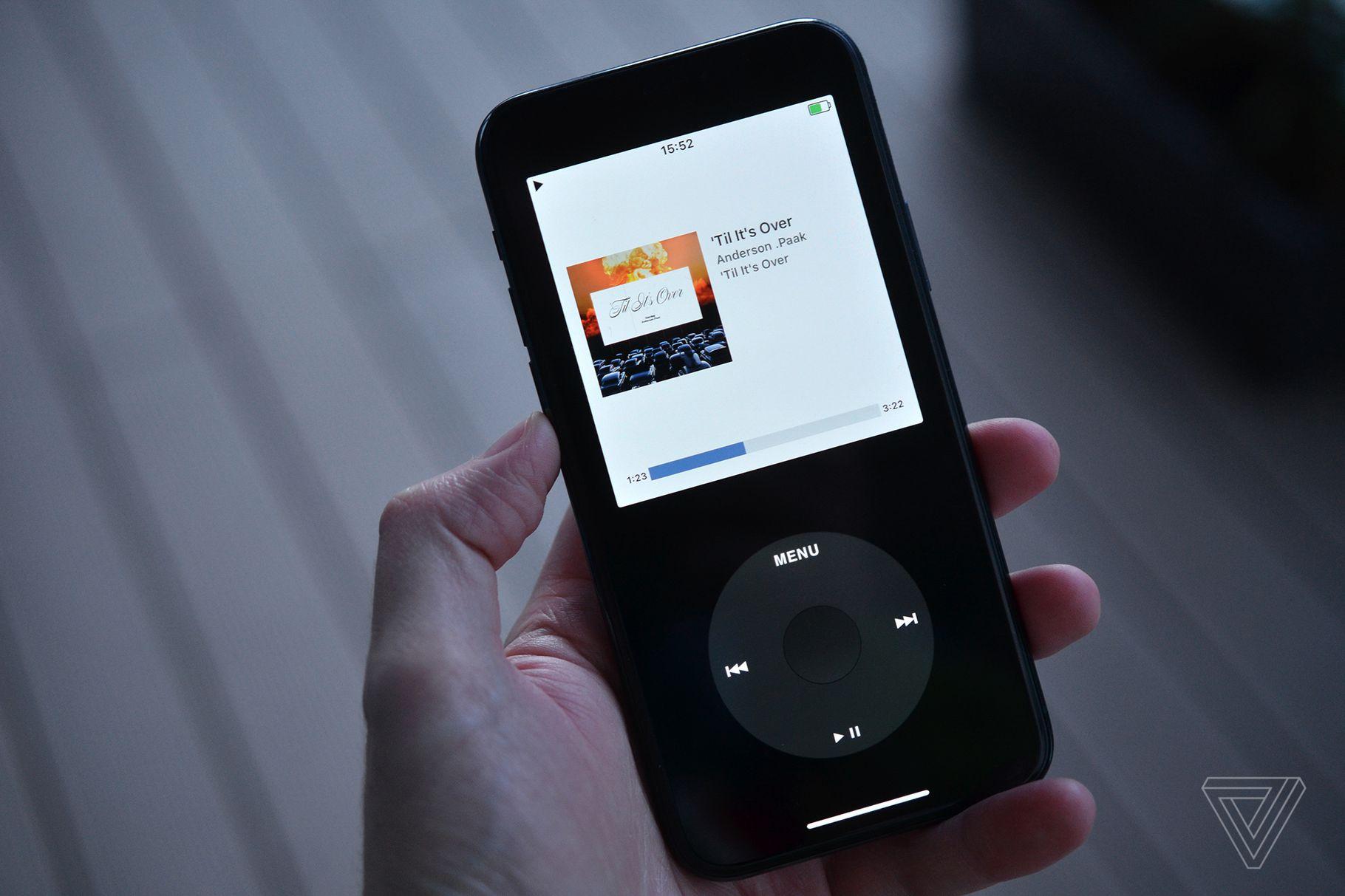 Apple odstranil aplikaci Rewound kvůli vzhledu iPodu [aktualizováno]