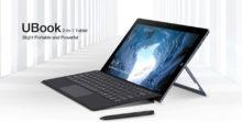 2v1 notebook UBook se dočkal výkonnějšího hardwaru a nižší ceny! [sponzorovaný článek]