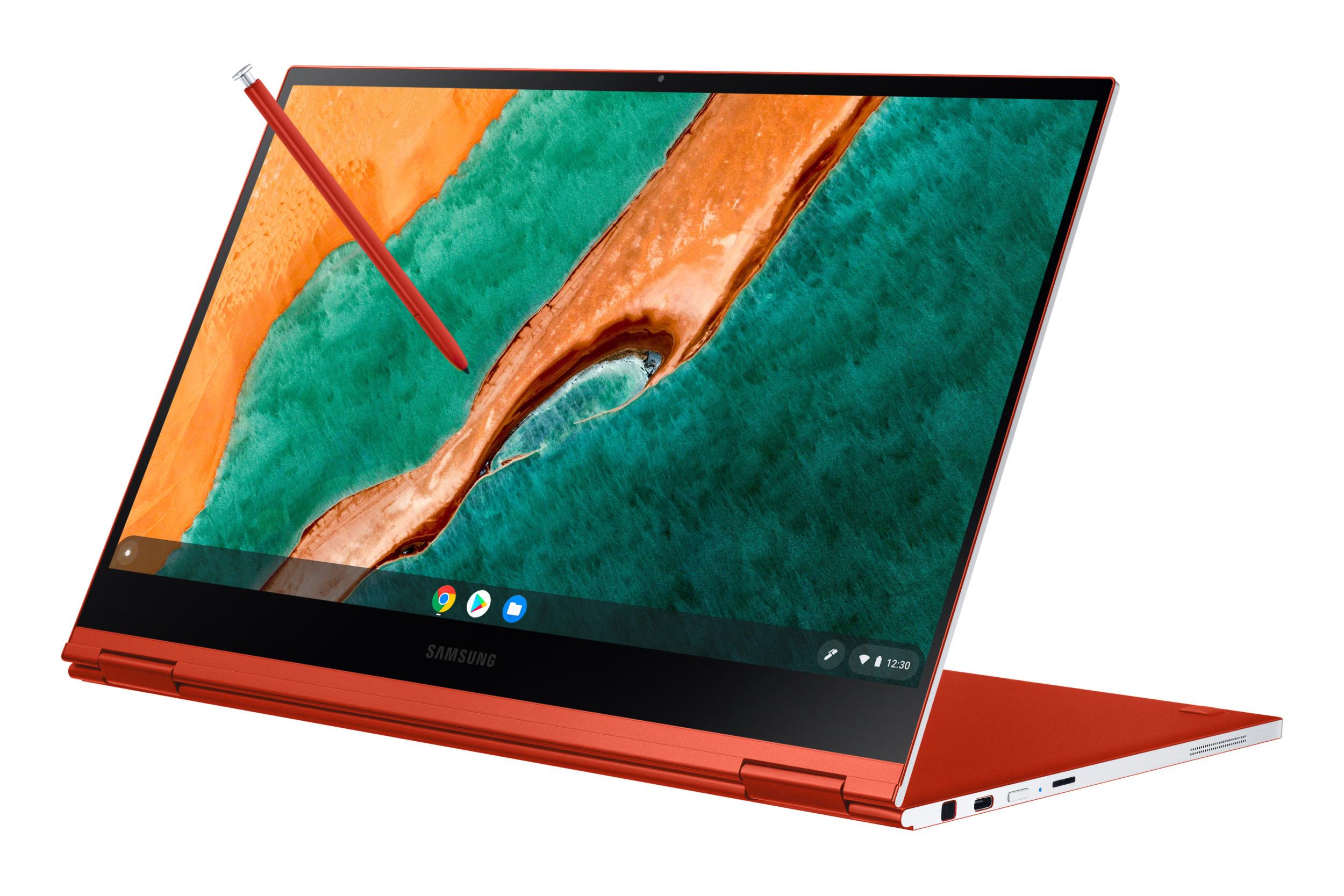 Samsung Galaxy Chromebook v hodnotě 999 dolarů [CES]