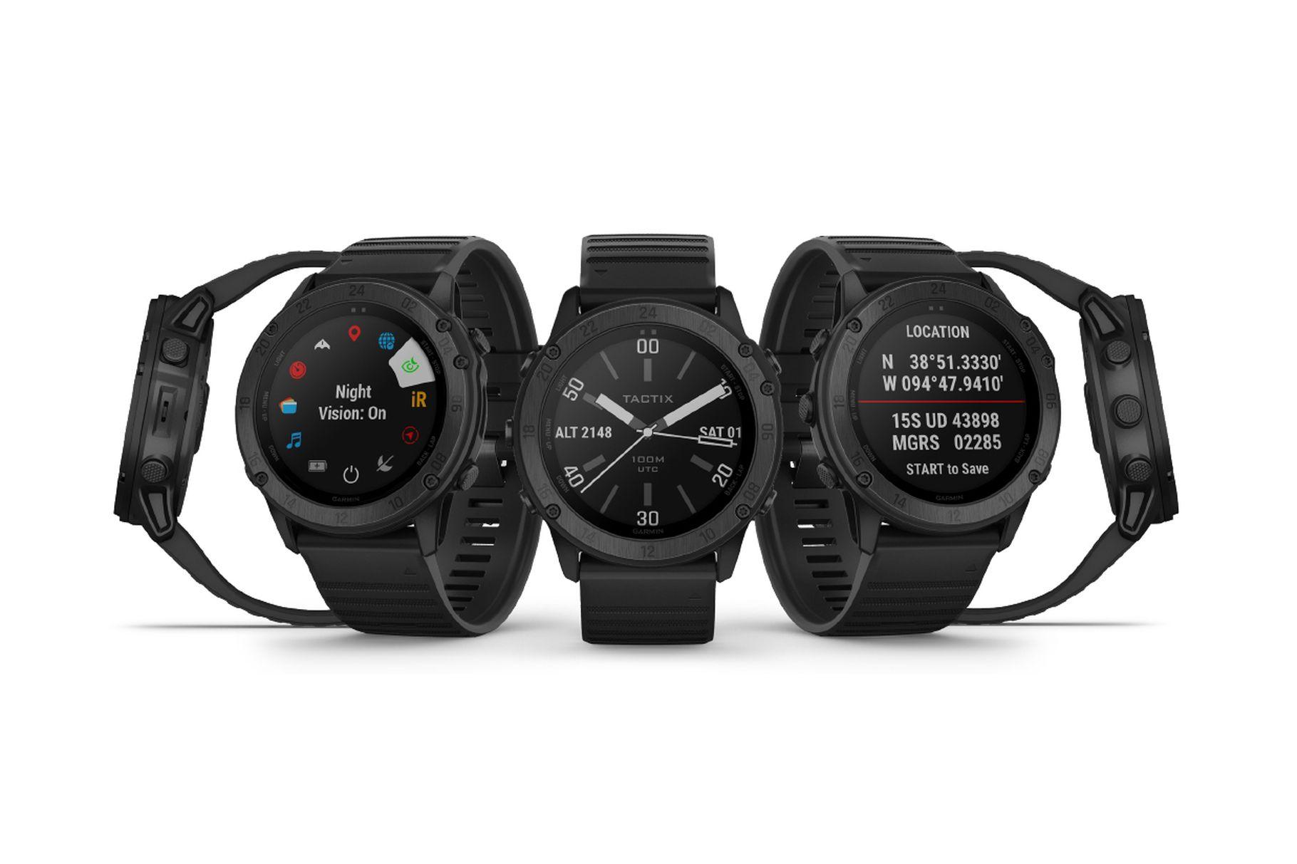 Tactix Delta jsou nové hodinky s vojenskými standardy