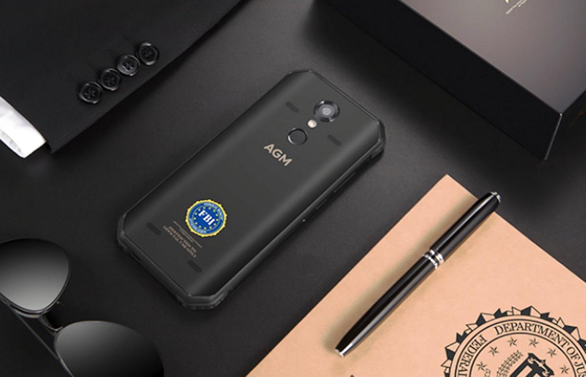 AGM oficiálně přináší H1 FBI Edition
