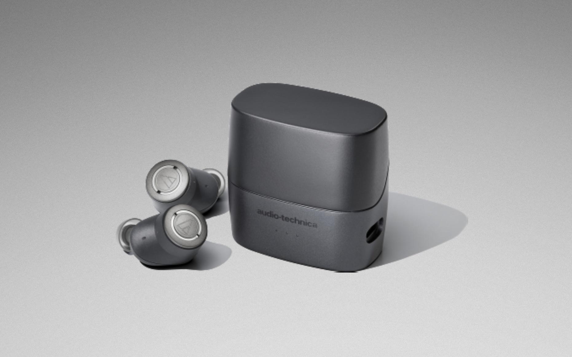 Audio-Technica ukázala sluchátka ANC300TW