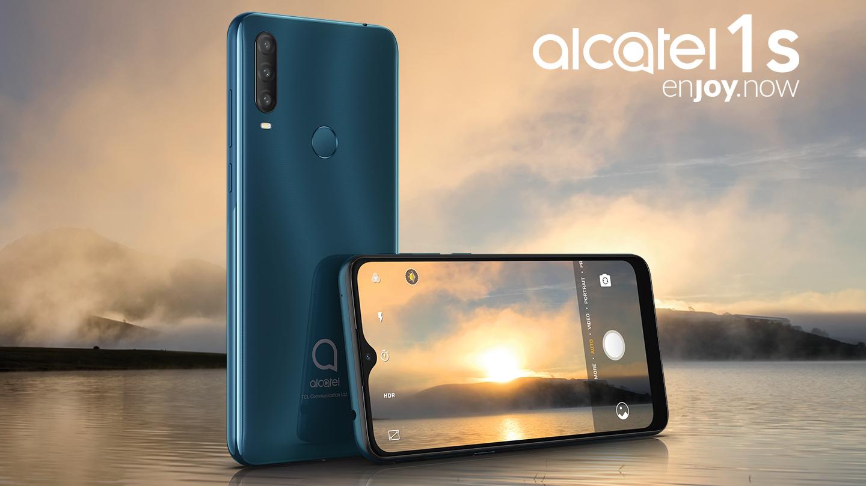 Alcatel představil smartphony 3L, 1S, 1V a 1B [CES]