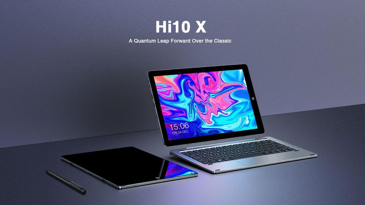 CHUWI představilo nový tablet Hi10 X, nabízí výrazně vyšší výkon [sponzorovaný článek]