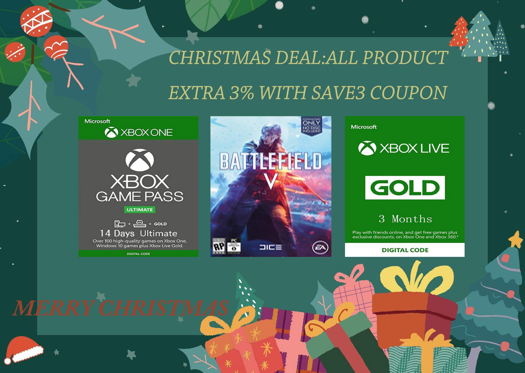 Skvělé hry a XBOX Live za nízké ceny! [sponzorovaný článek]