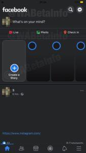 FB DARKMODE MAINFEED 1242x2208x