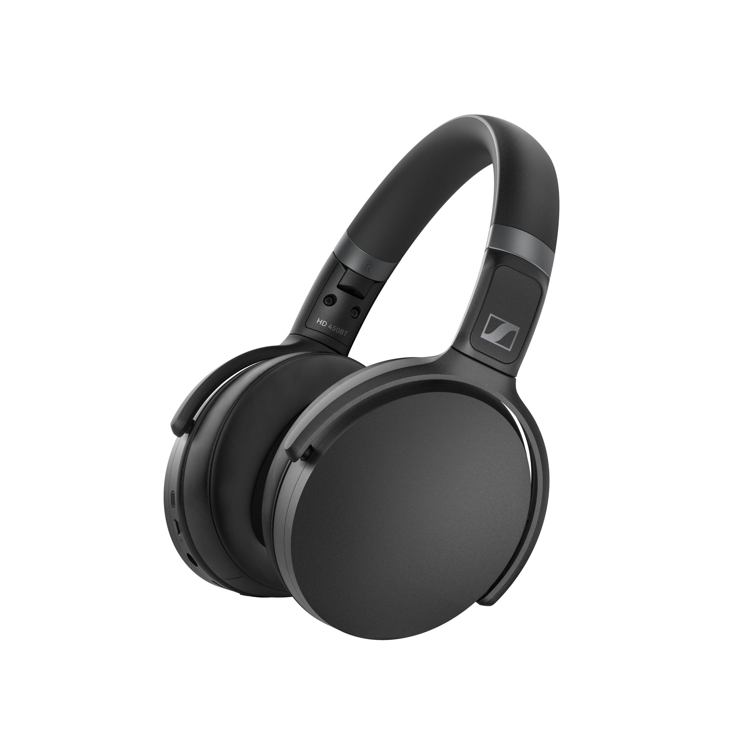 Sennheiser představil sluchátka HD 450BT, jsou moderní a jdou s dobou