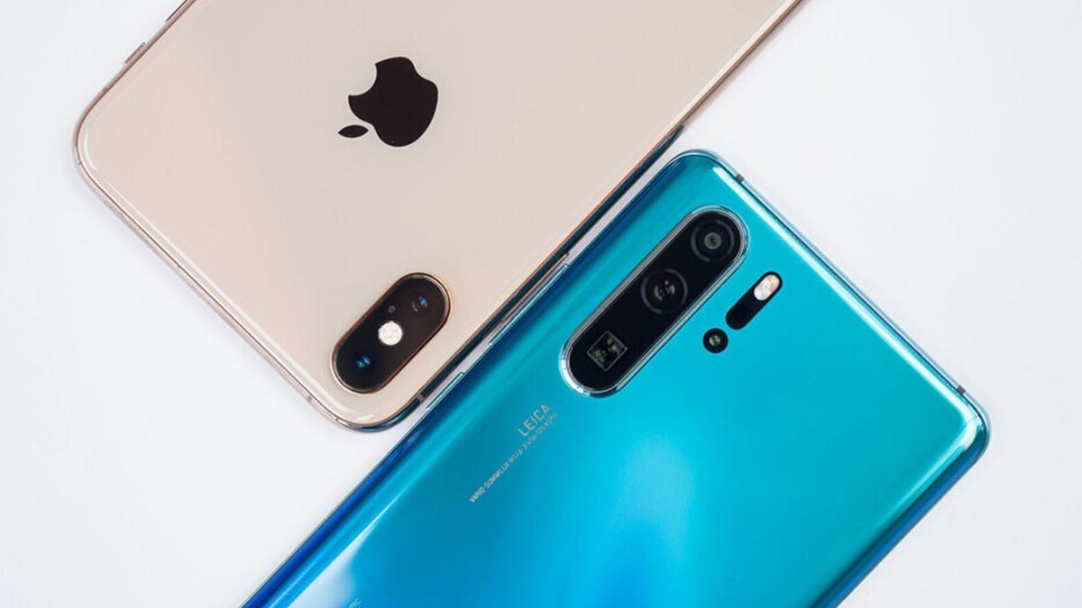 Huawei dominuje a Apple vystrkuje růžky