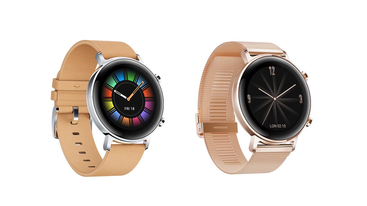 Do Česka přichází Huawei Watch GT 2 42mm v dámské edici