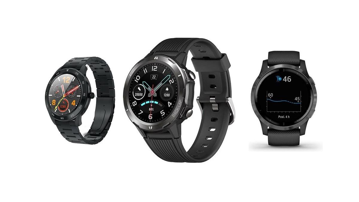 Chytré hodinky nově v obchodech – Suunto 7, vívoActive4, Uwatch GT