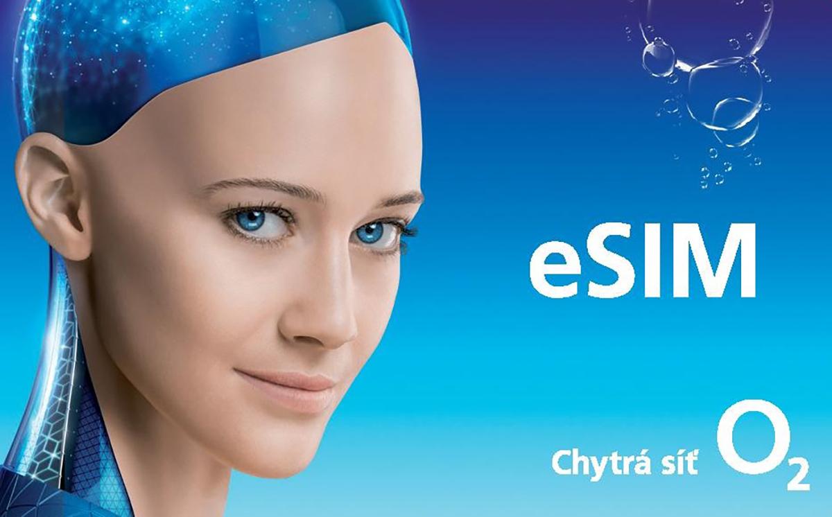 O2 konečně nabídne eSIM pro smartphony