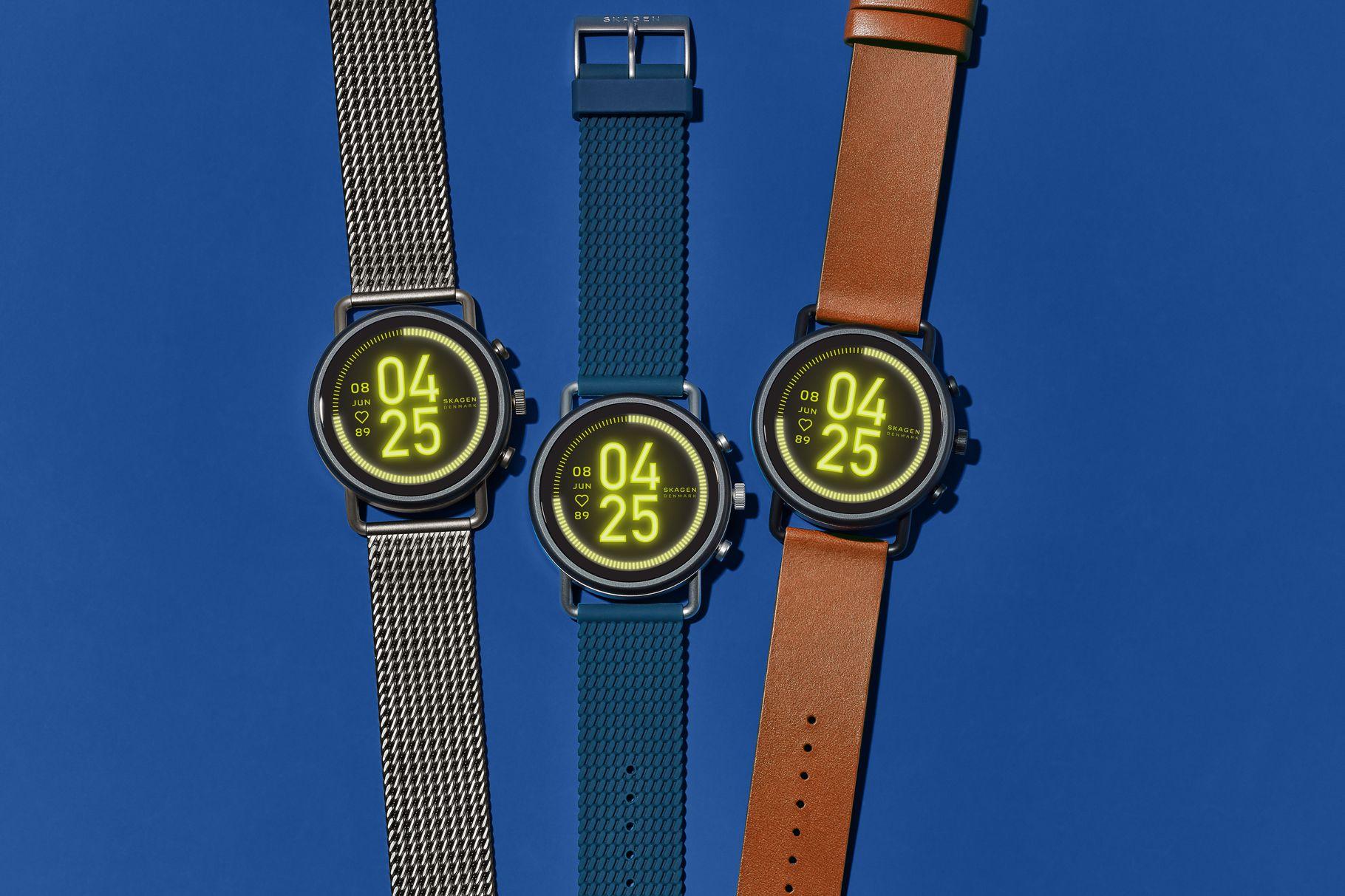 Skagen Falster 3 hodinky s Wear OS, 1 GB RAM a novými funkcemi [CES]