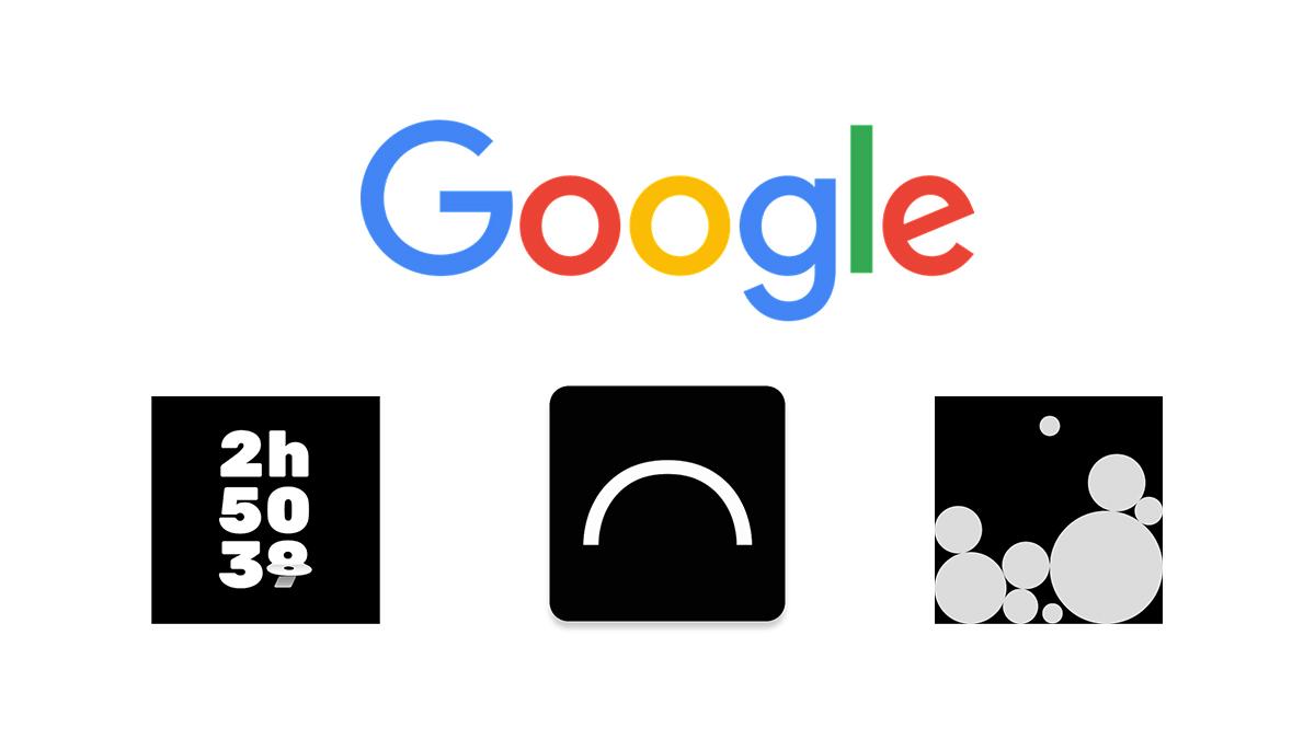 Google má tři nové experimentální aplikace na digitální detox