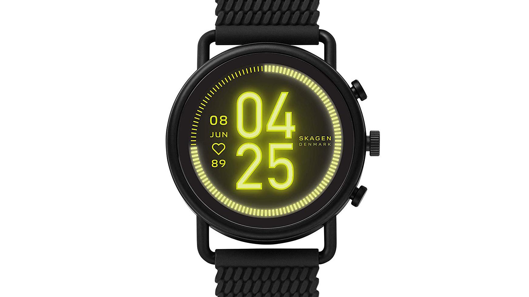 SKAGEN představil chytré hodinky Falster 3 [CES]