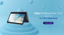 XIDU Philbook Pro – nejlepší notebook nejen pro studenty [sponzorovaný článek]