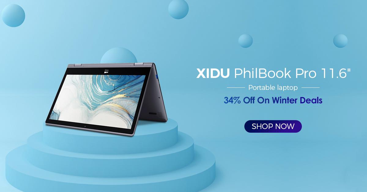 XIDU nabízí notebooky za snížené ceny! [sponzorovaný článek]
