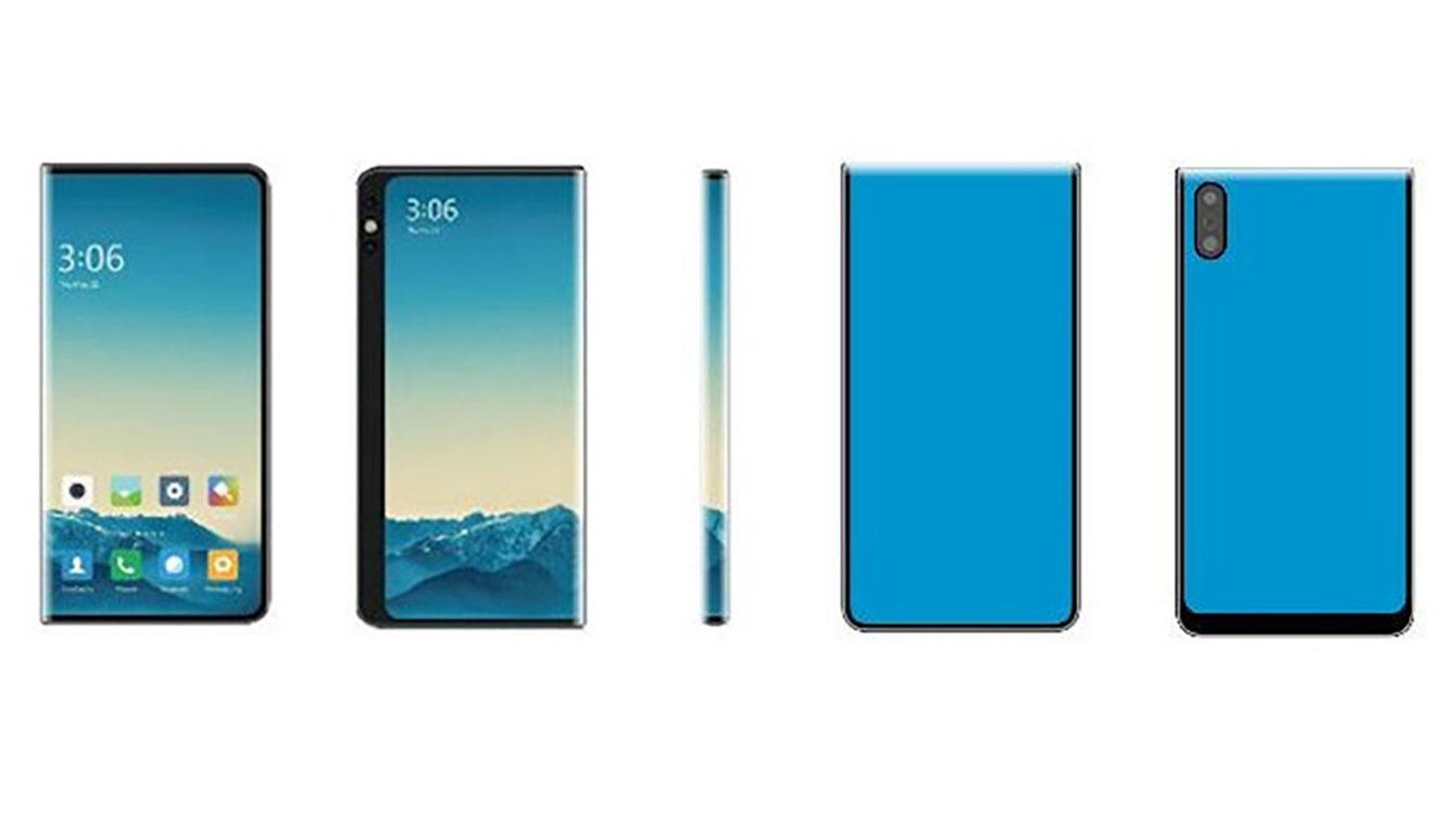 Xiaomi si patentovalo zařízení s trojitým displejem
