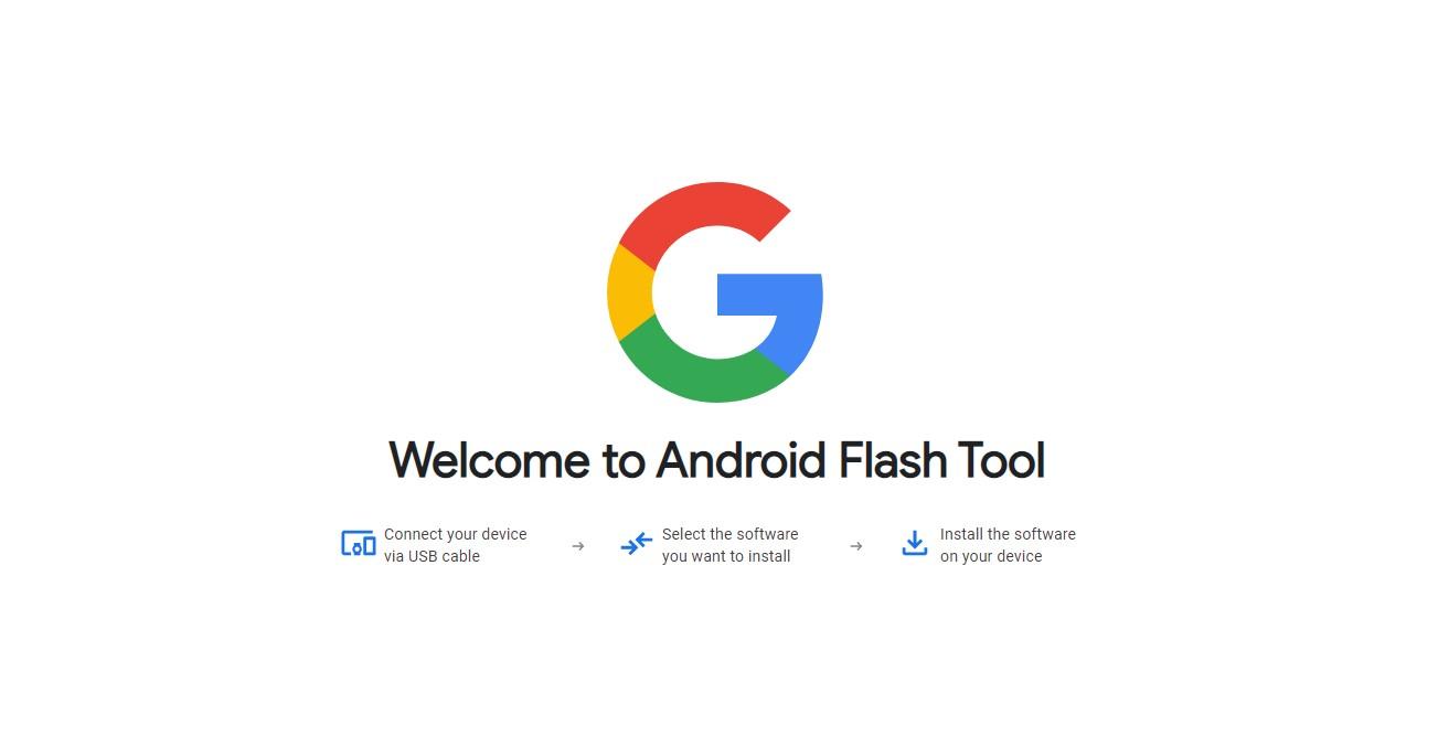 Android Flash Tool je nová webová služba pro nainstalování systému