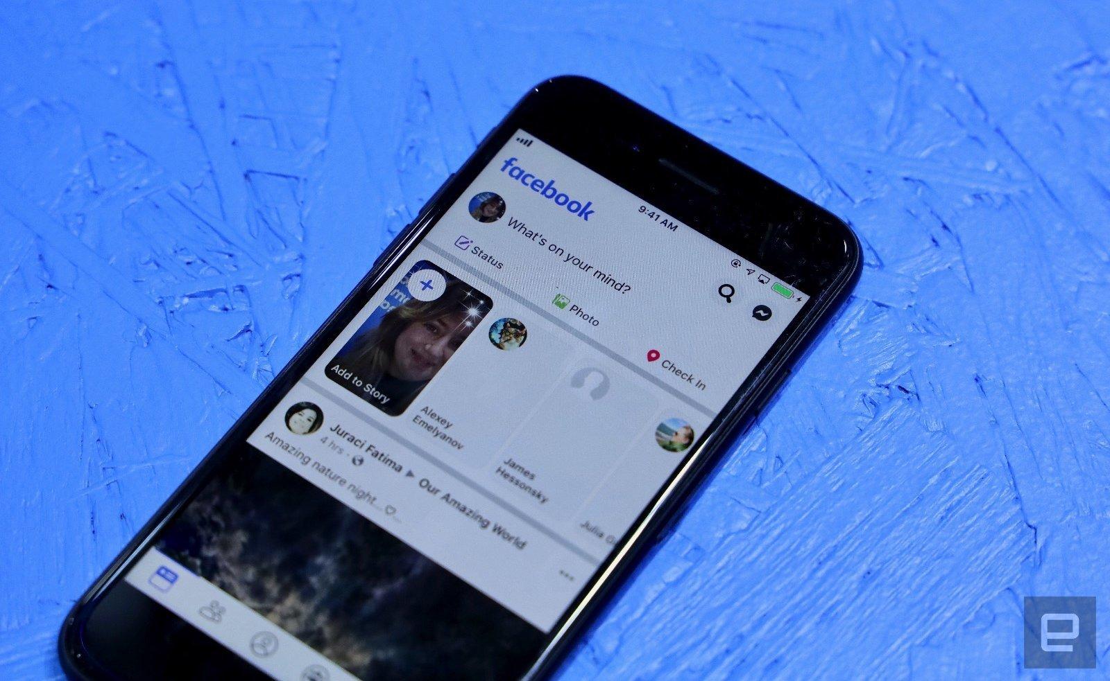 Facebook nabídne nové upozornění pro přihlášení