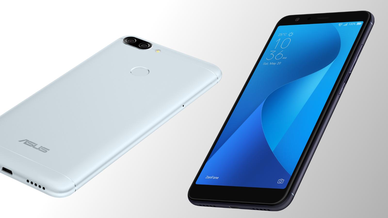 Asus Zenfone Max Plus za pouhých 2 000 Kč [sponzorovaný článek]