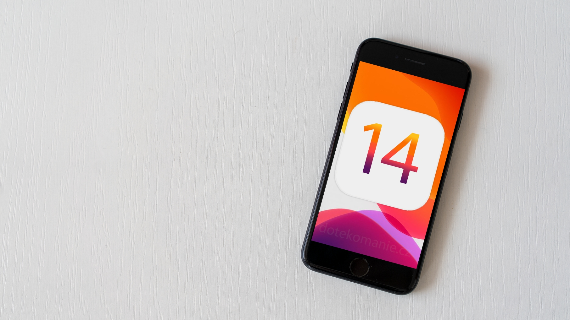 iOS 14 dorazí na všechna zařízení podporující iOS 13