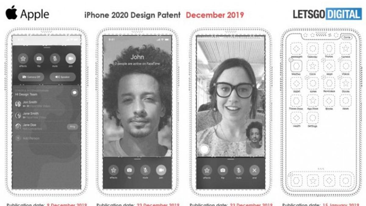 Apple může chystat iPhone bez rámečků a výřezu v displeji