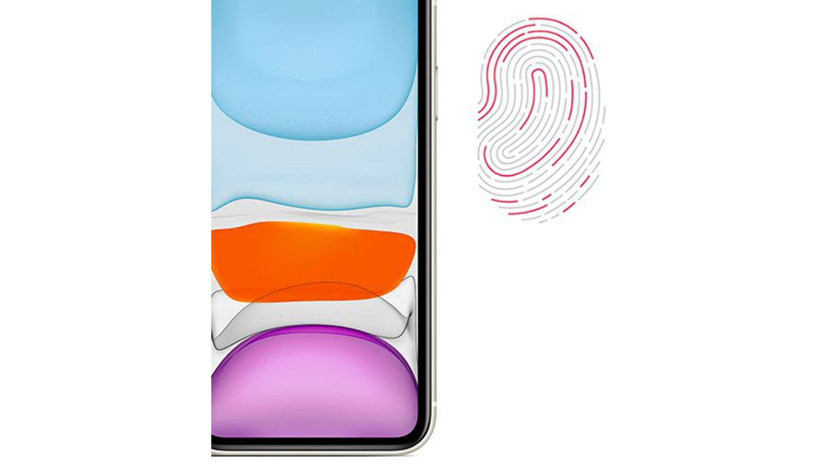 iPhone 2021 nabídne Touch ID vedle displeje