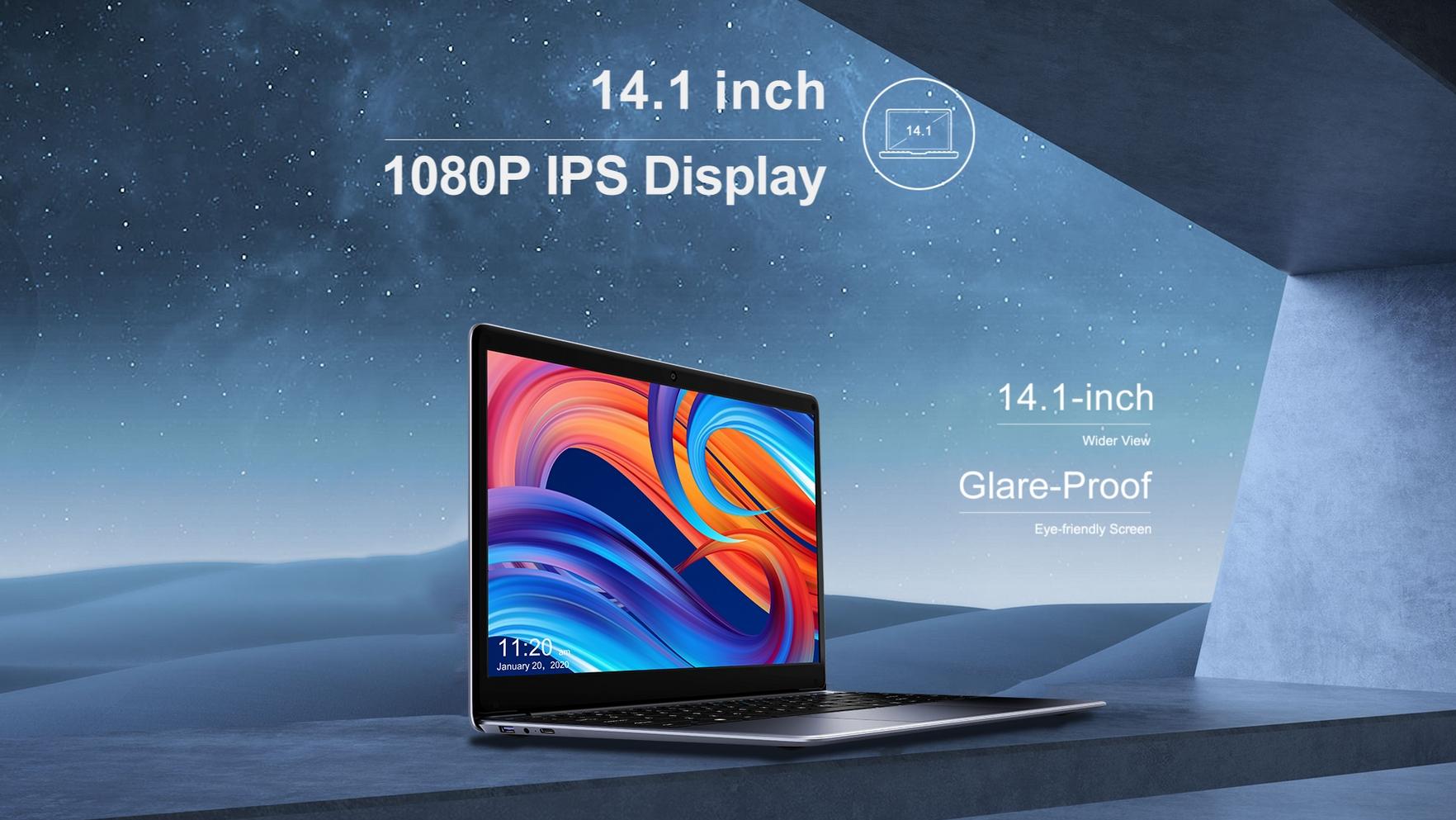 HeroBook Pro nyní v akci za 5 676 Kč! [sponzorovaný článek]
