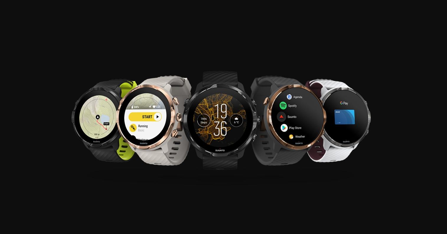 Suunto 7 jsou nové Wear OS hodinky za 12 590 Kč