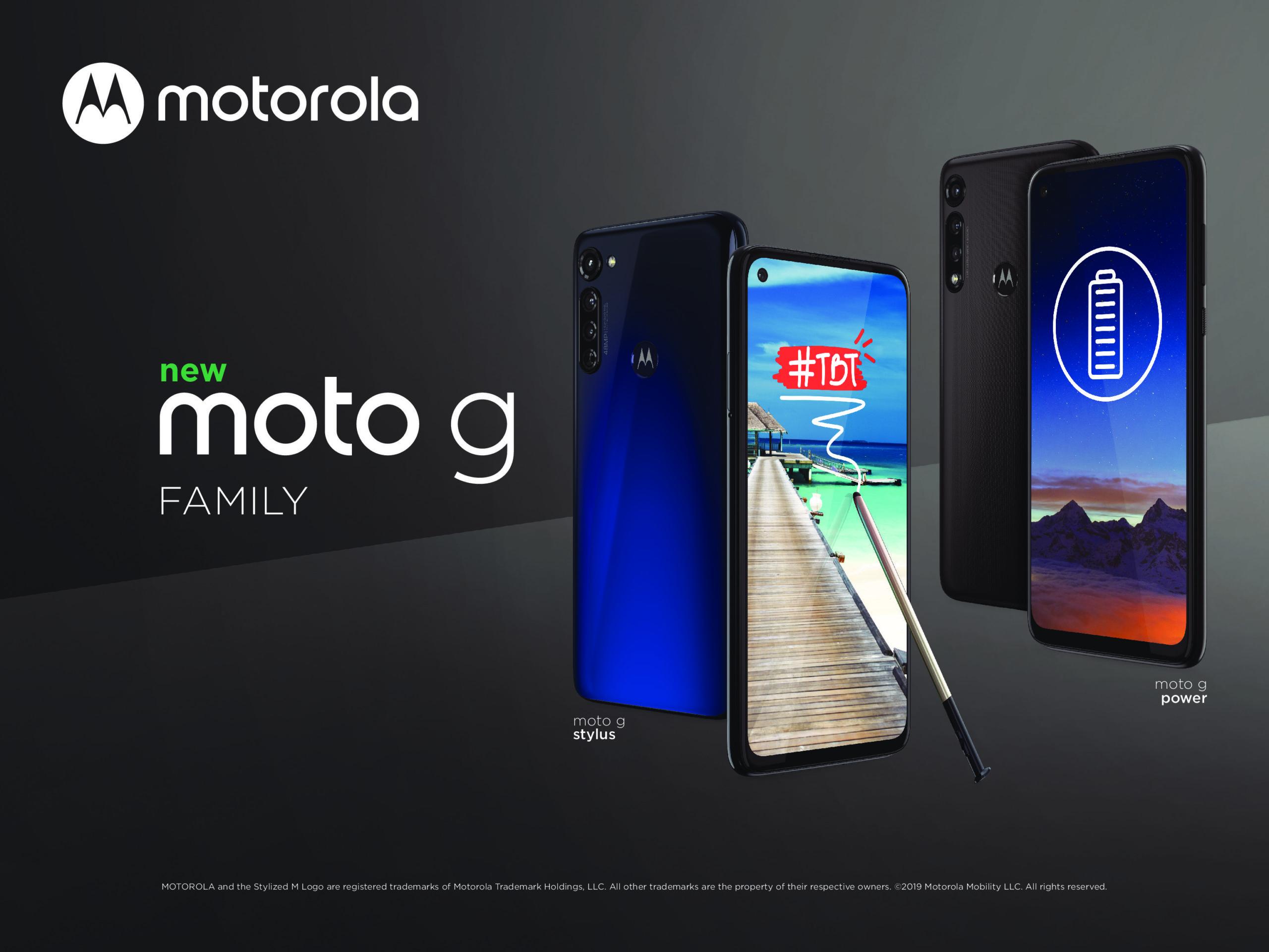 Motorola představila Moto G8 Power, přijde na 5 699 Kč [aktualizováno]