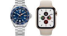 Apple Watch se prodávají lépe než švýcarské hodinky