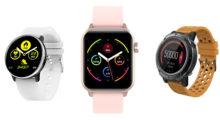 Chytré hodinky nově v obchodech – MX6, Squarz 8, SW-510