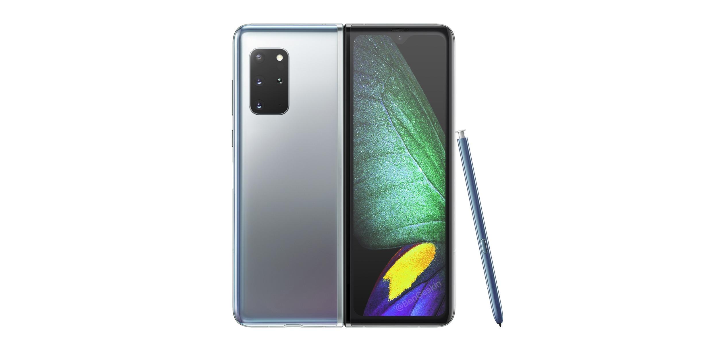 Galaxy Fold 2 má dorazit již v červenci a nabídne S Pen