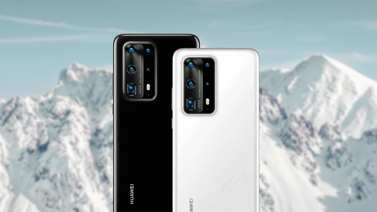 Huawei představí sérii P40 v Paříži 26. března