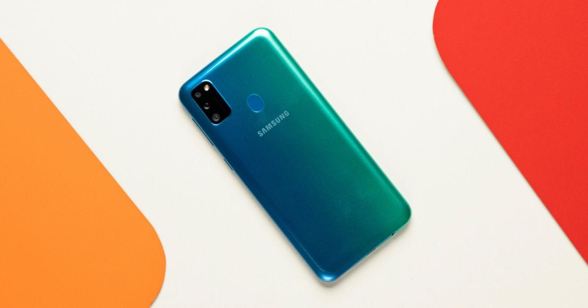 Samsung Galaxy M31 se poodhaluje na obrázcích [aktualizováno]