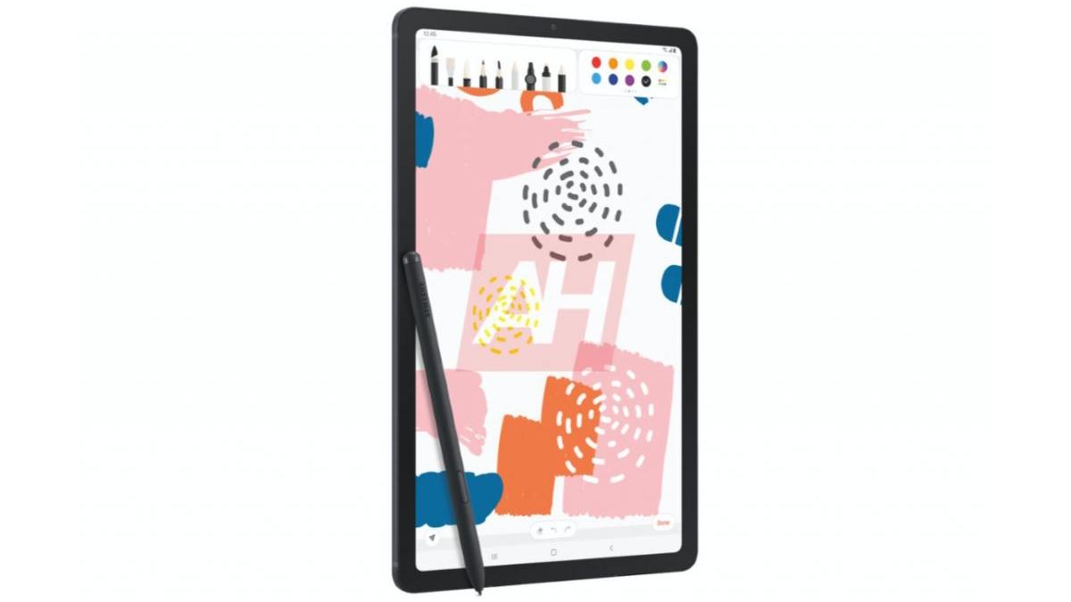 Galaxy Tab S6 Lite dorazí s bezdrátově nabíjeným perem