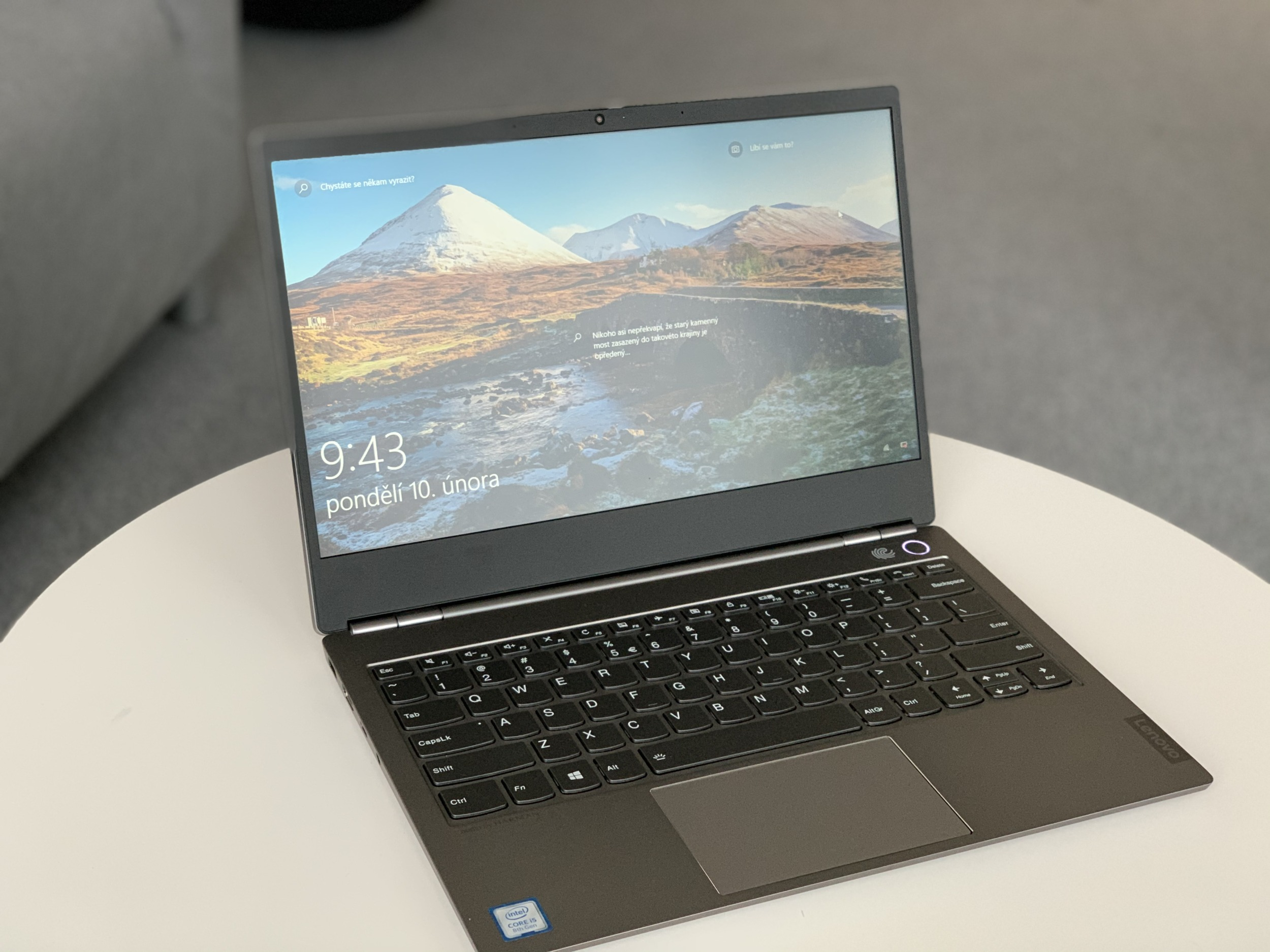 Lenovo ThinkBook 13s – (ne)dokonalá střední třída [recenze]
