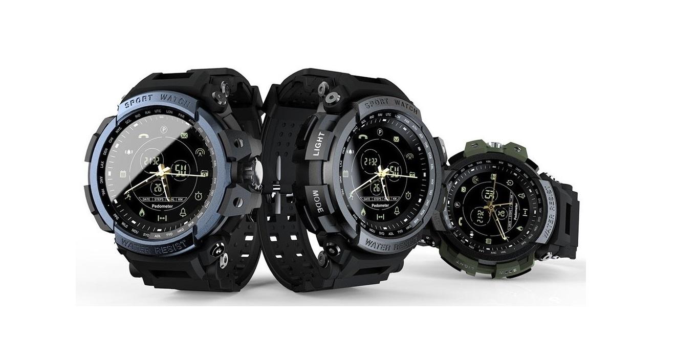 Chytré sportovní hodinky za 480 Kč nyní na Cafago.com [sponzorvaný článek]