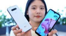 LG Q51 je nový přírůstek do nižší třídy
