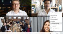 Hangouts Meet umožní používat telefon jako audio