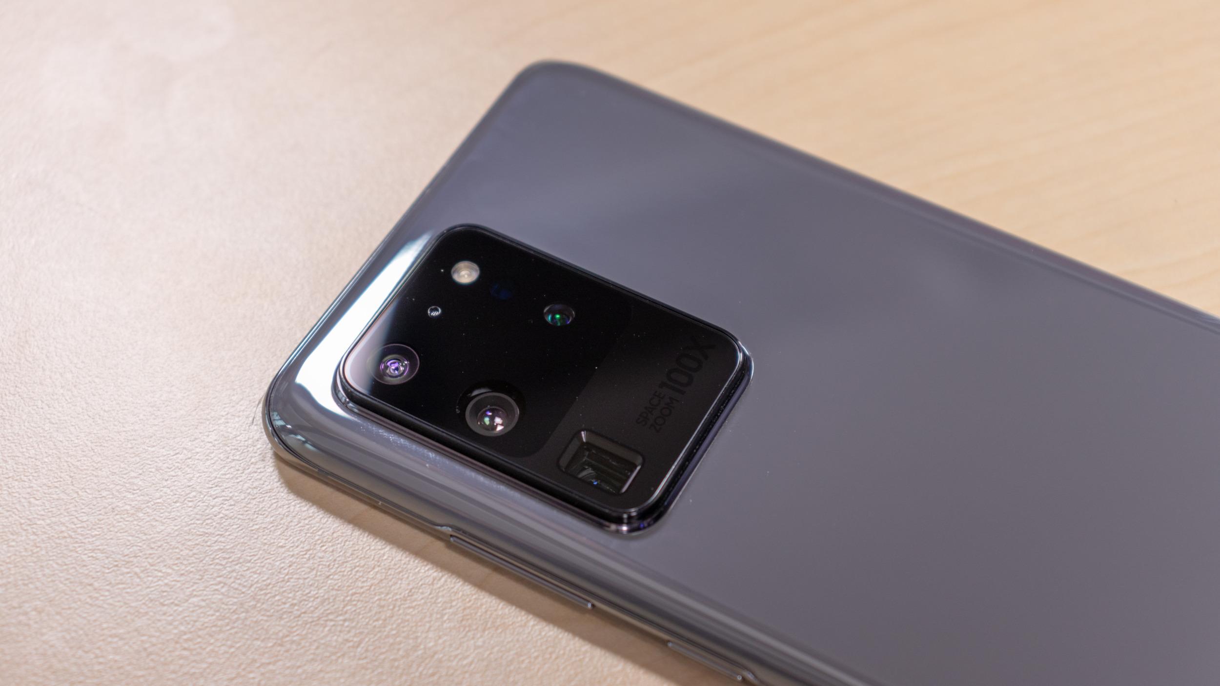 Podívejte se, jak fotí Galaxy S20 Ultra 5G v noci
