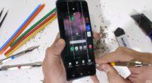 Displej Galaxy Z Flip není o moc odolnější než u Galaxy Fold