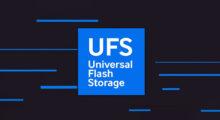 Mobily budou o něco rychlejší díky UFS 3.1