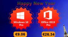 Windows 10 či Office 2019 za novoroční ceny! [sponzorovaný článek]