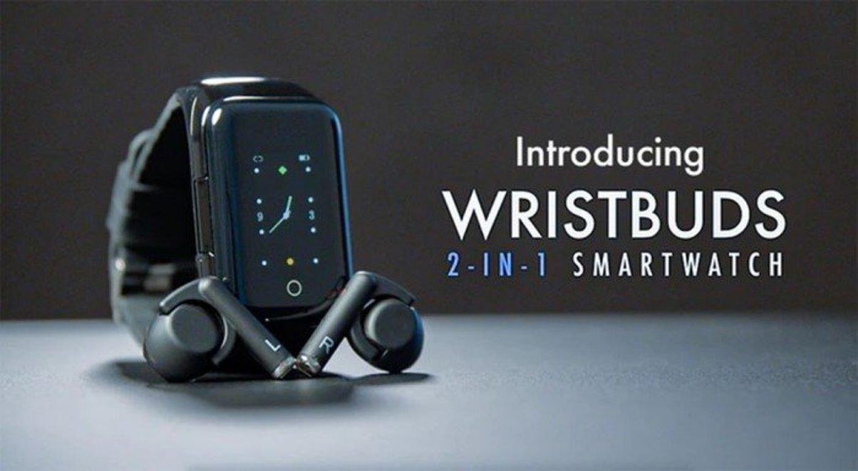 Wristbuds aneb jak sluchátka vložit do hodinek