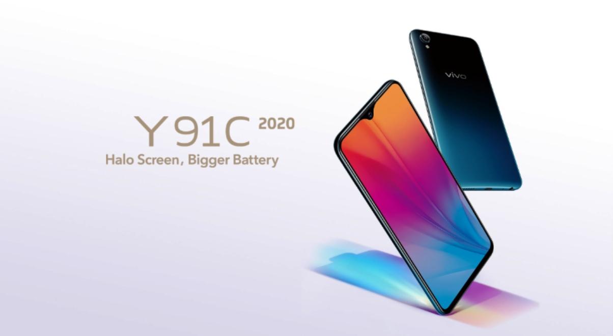 Vivo ukázalo novinku Y91C 2020