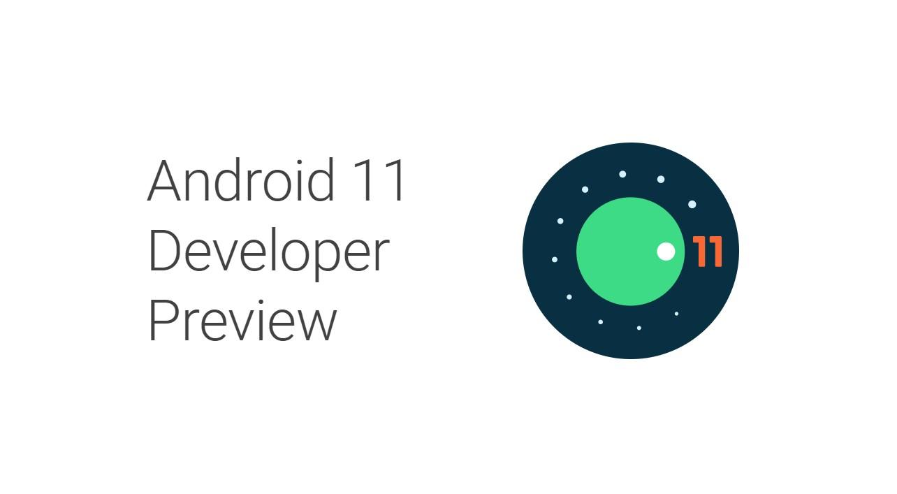 Google vydal Android 11 DP 1.1, opravuje chyby