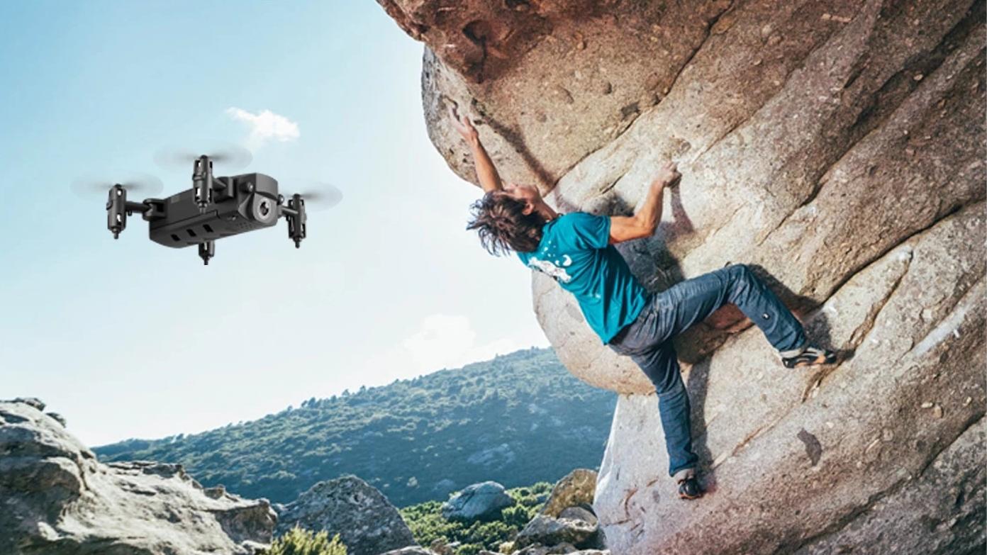 Mini dron s FullHD kamerou za 650 Kč nyní na Cafago.com [sponzorovaný článek]