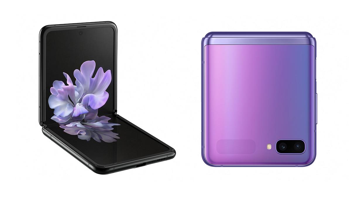 Oficiálně: ohebné véčko Galaxy Z Flip stojí 38 999 Kč