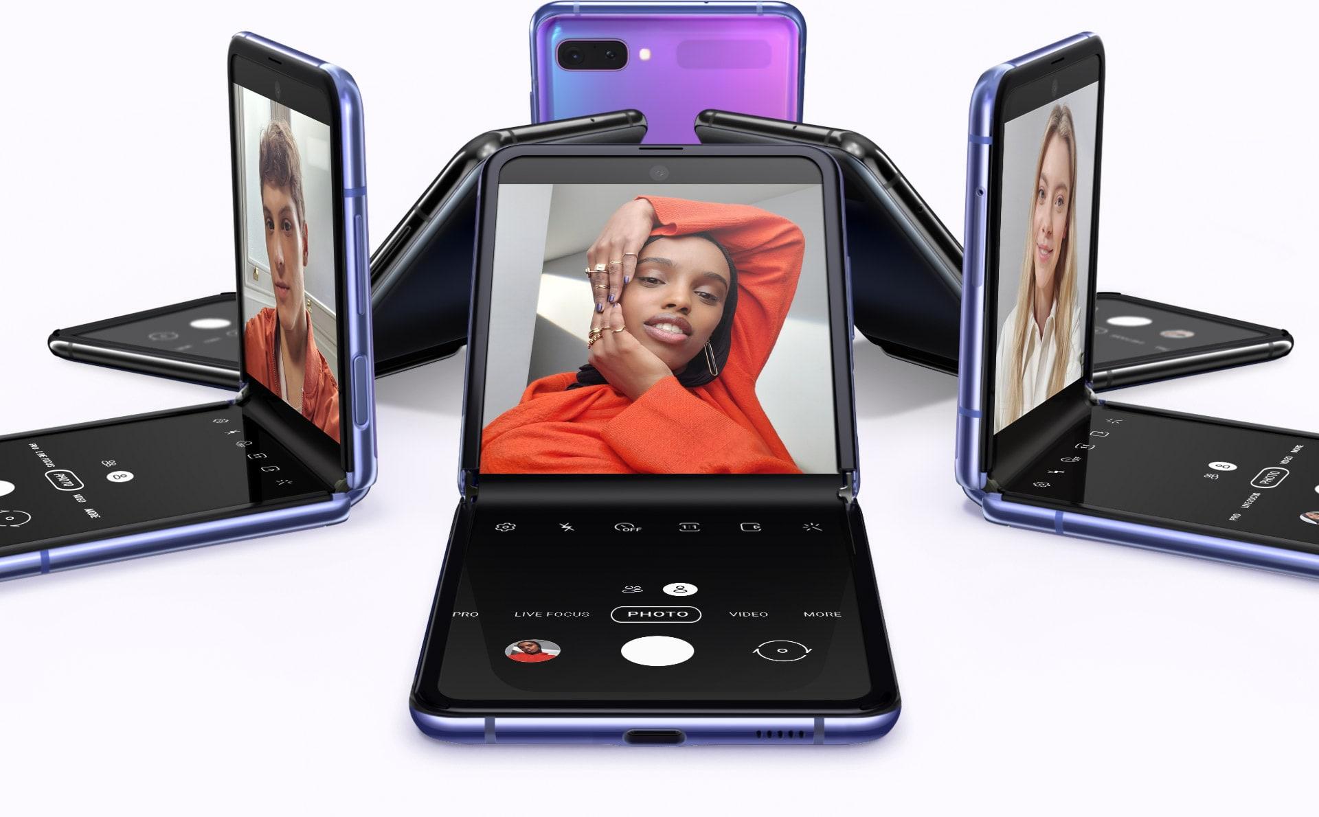 Flex mód z Galaxy Z Flip bude dostupný pro všechny výrobce